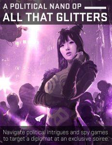 Nano Op: All That Glitters cover