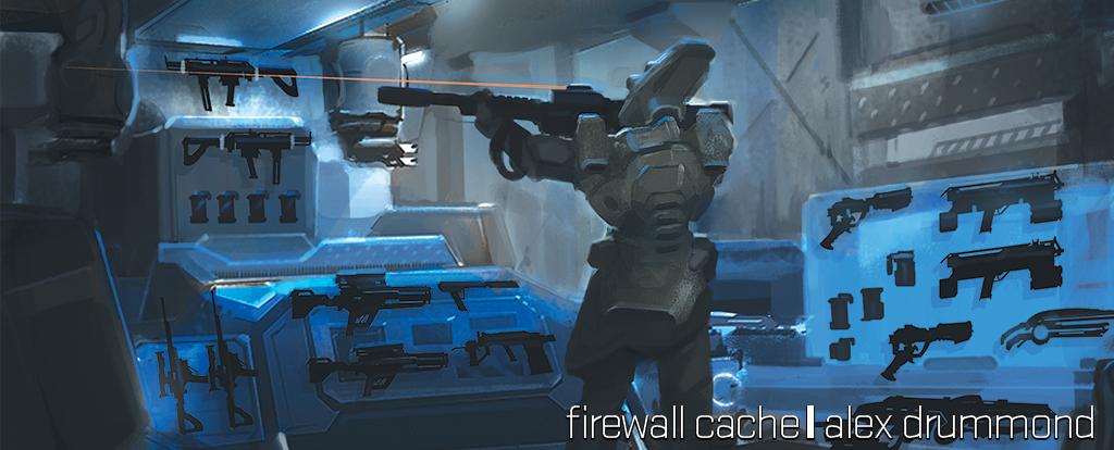 Firewall Cache — Alex Drummond